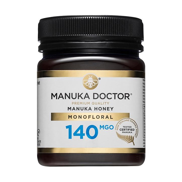 Manuka Doctor Premium Monofloral Manuka Honey MGO 140
