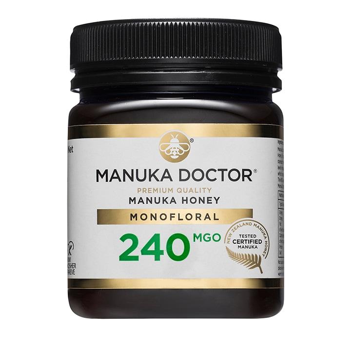Manuka Doctor Premium Monofloral Manuka Honey MGO 240 250g
