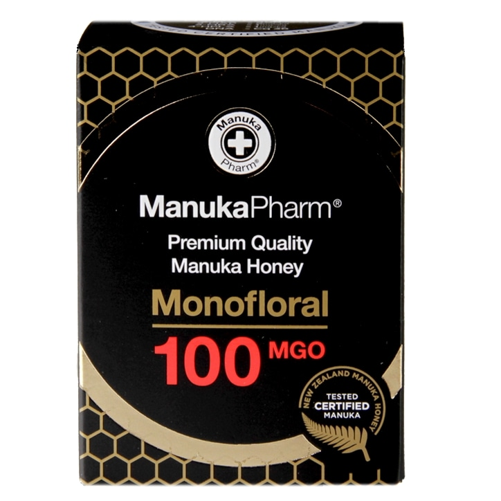 Manuka Pharm Premium Monofloral Manuka Honey MGO 100