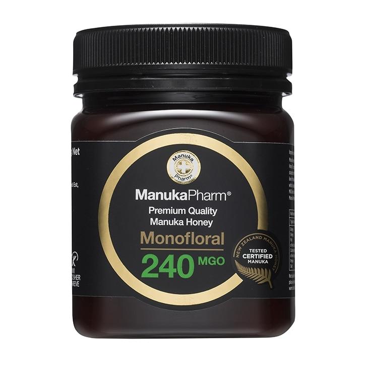 Manuka Pharm Premium Monofloral Manuka Honey MGO 240 250g
