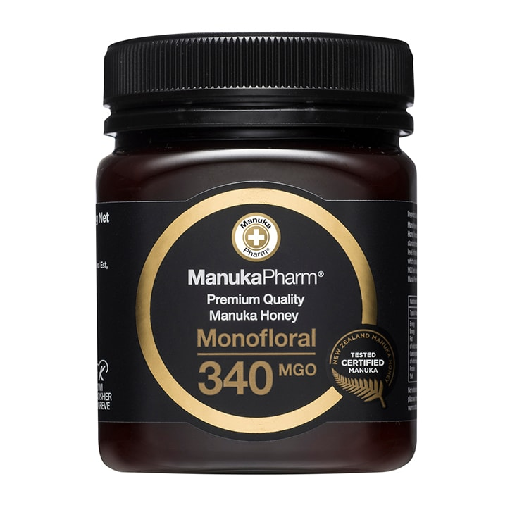 Manuka Pharm Premium Monofloral Manuka Honey MGO 340