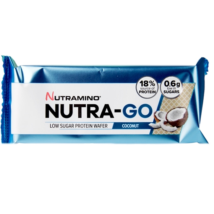 Nutramino Nutra-Go Protein Wafer Coconut