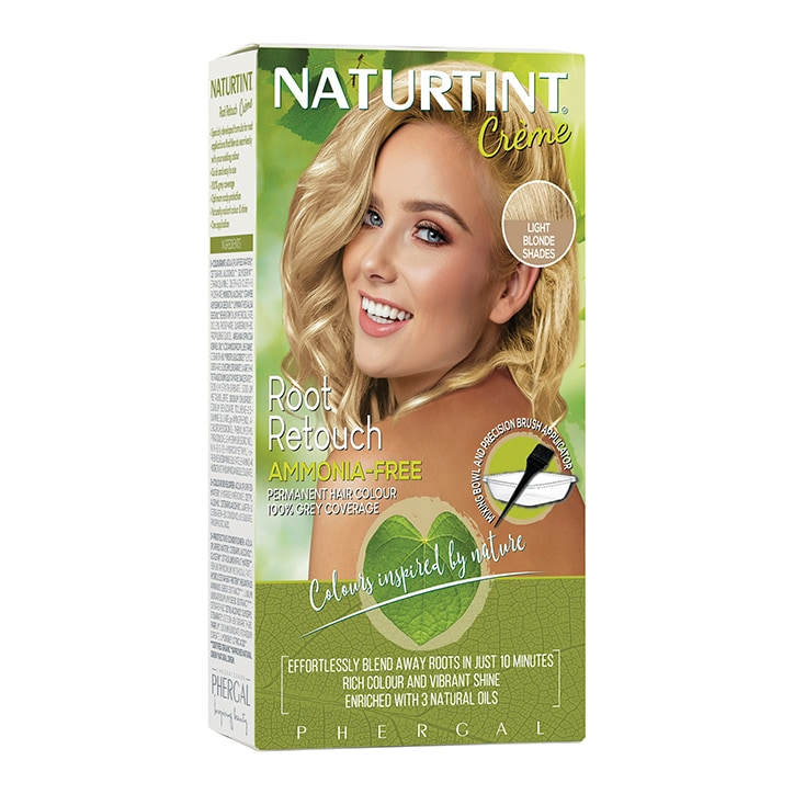 Naturtint Root Retouch Crème - Light Blonde 45ml