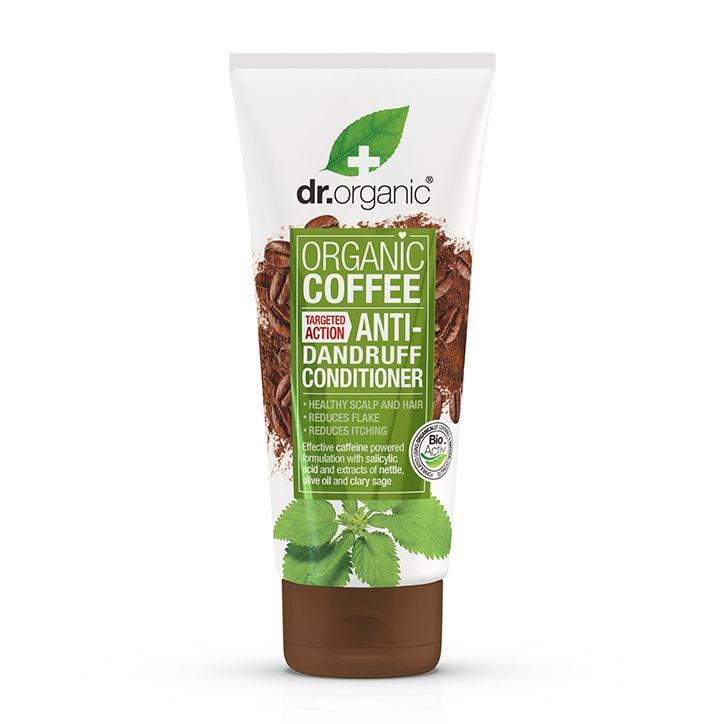 Dr Organic Coffee Anti-Dandruff Conditioner 200ml