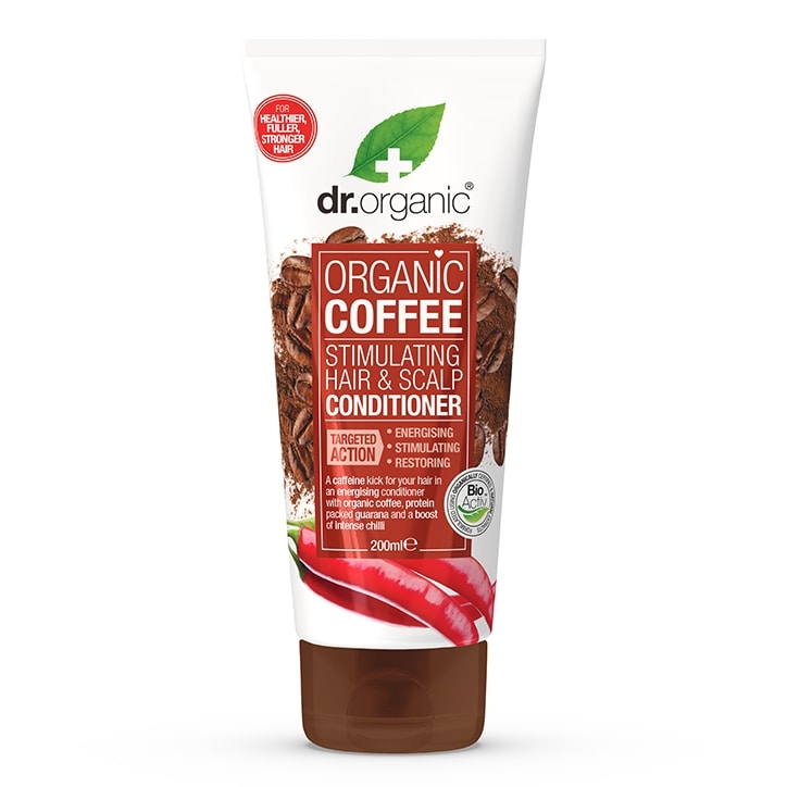 Dr Organic Coffee Hair Stimulating Conditioner 200ml
