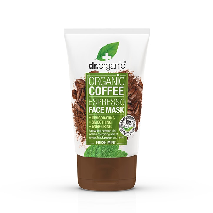 Dr Organic Coffee Mint Face Mask 125ml
