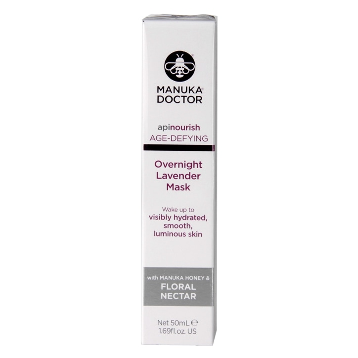 Manuka Doctor Apinourish Lavender Sleep Mask 50ml