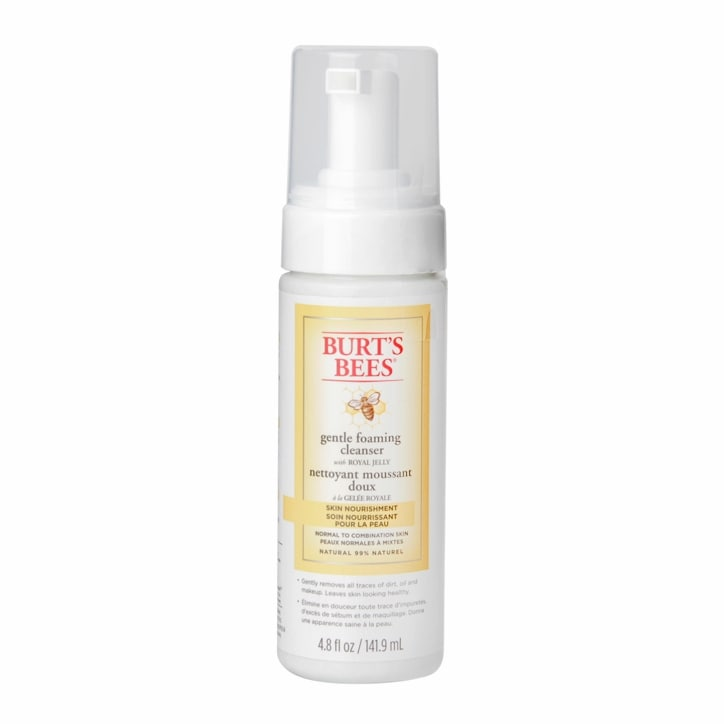Burt's Bees Skin Nourishment Gentle Foaming Cleanser