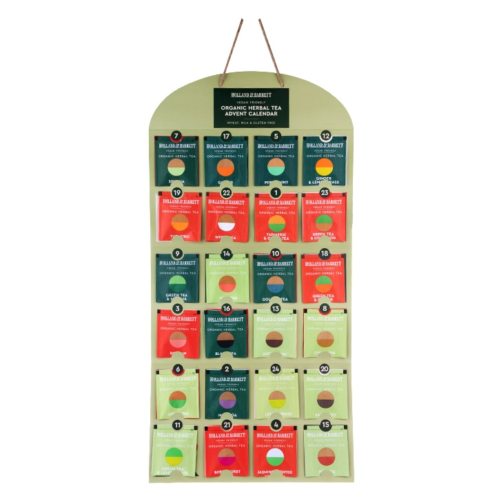 Holland & Barrett 24 Day Tea Advent Calendar