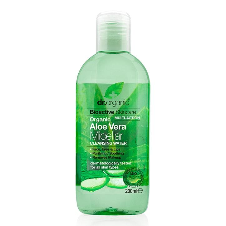 Dr Organic Aloe Vera Micellar Water 200ml