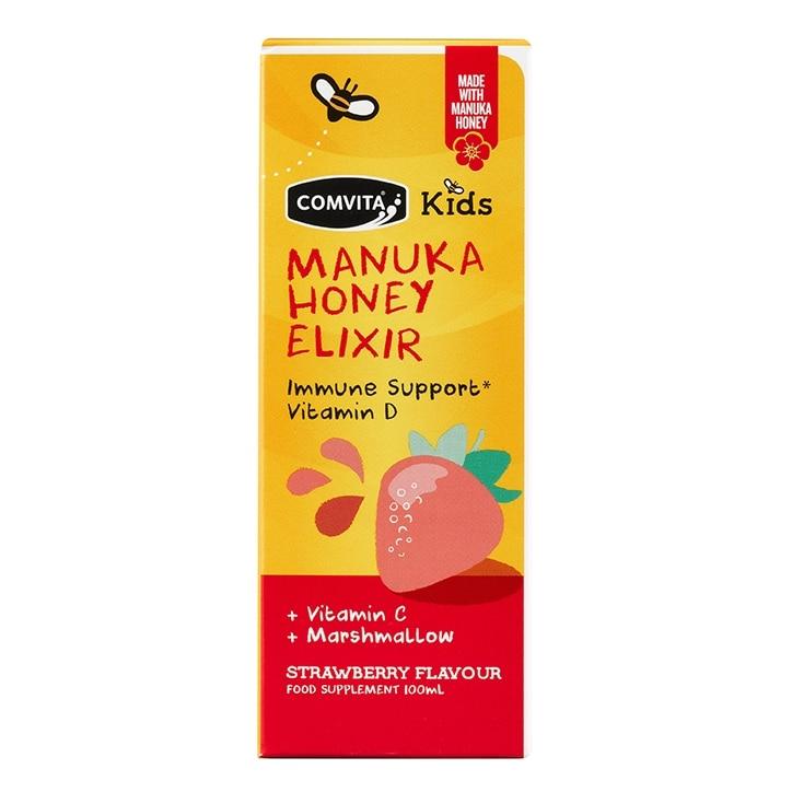 Comvita Kids Manuka Honey Elixir Strawberry Flavour