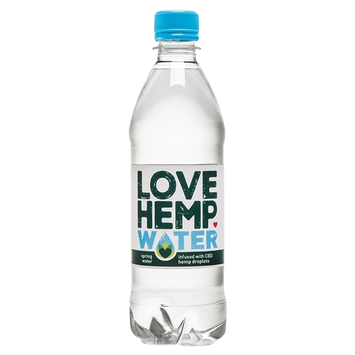 Love Hemp Water 500ml