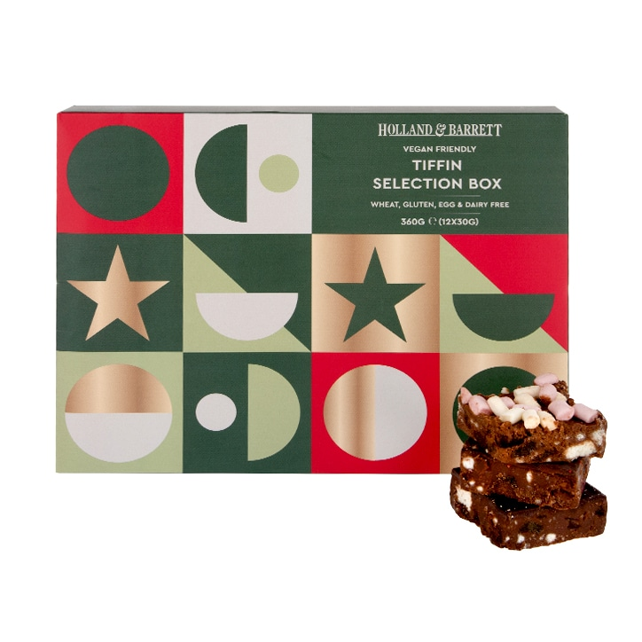 Lazy Day Foods Tiffin Gift Selection Box 360g