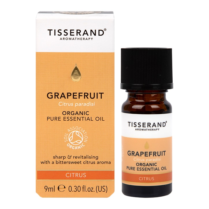 Tisserand Grapefruit Organic Essential Oil