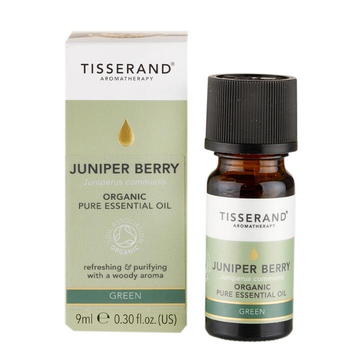 Tisserand Juniper Organic Essential Oil 9ml