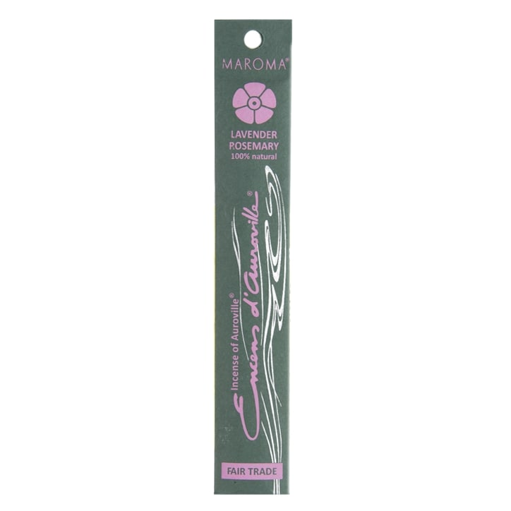 Maroma Lavender Rosemary Incense Sticks