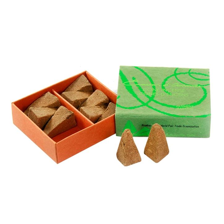 Maroma Jasmine Incense Cones