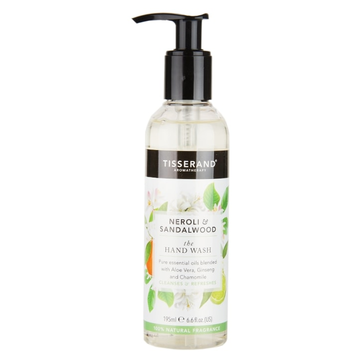 Tisserand The Hand Wash Neroli & Sandalwood 195ml