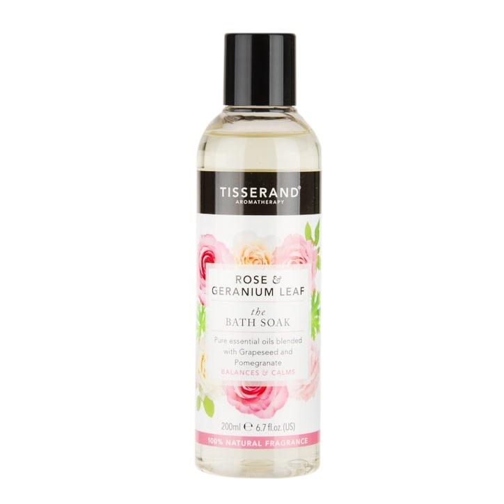 Tisserand The Bath Soak Rose & Geranium Leaf 200ml