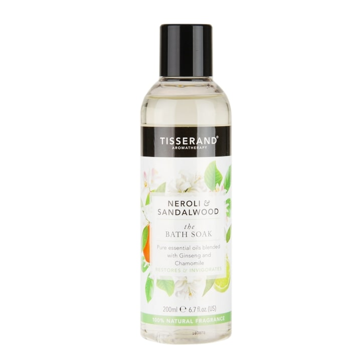Tisserand The Bath Soak Neroli & Sandalwood 200ml