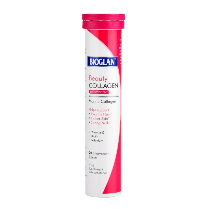 Bioglan Beauty Collagen Effervescent Tablets