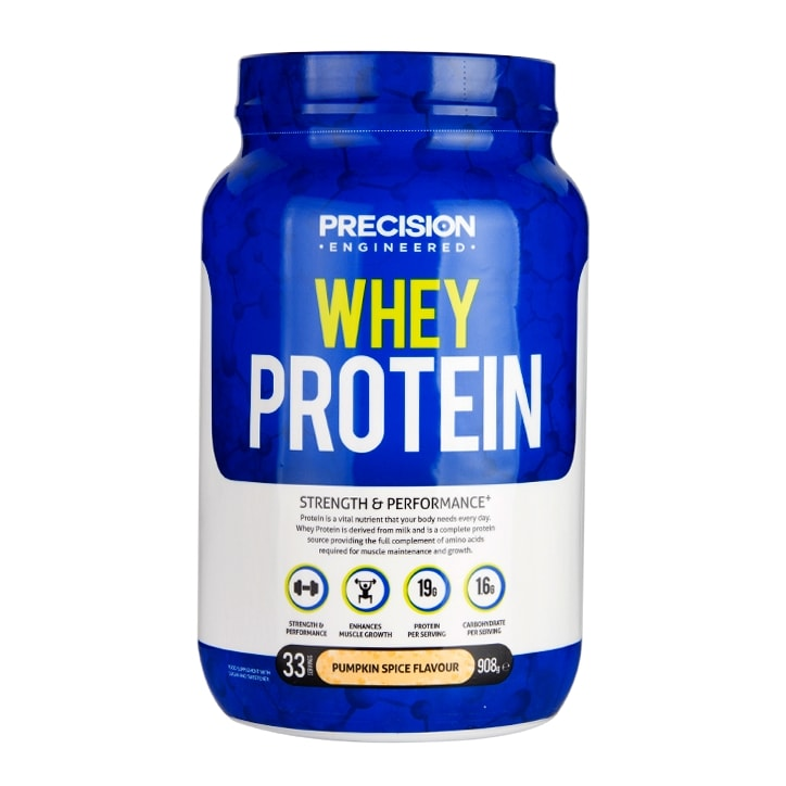 Precision Engineered Whey Protein Pumpkin Spice 908g