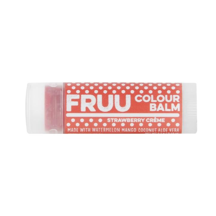 Fruu Strawberry-Créme Colour Balm 4.5g
