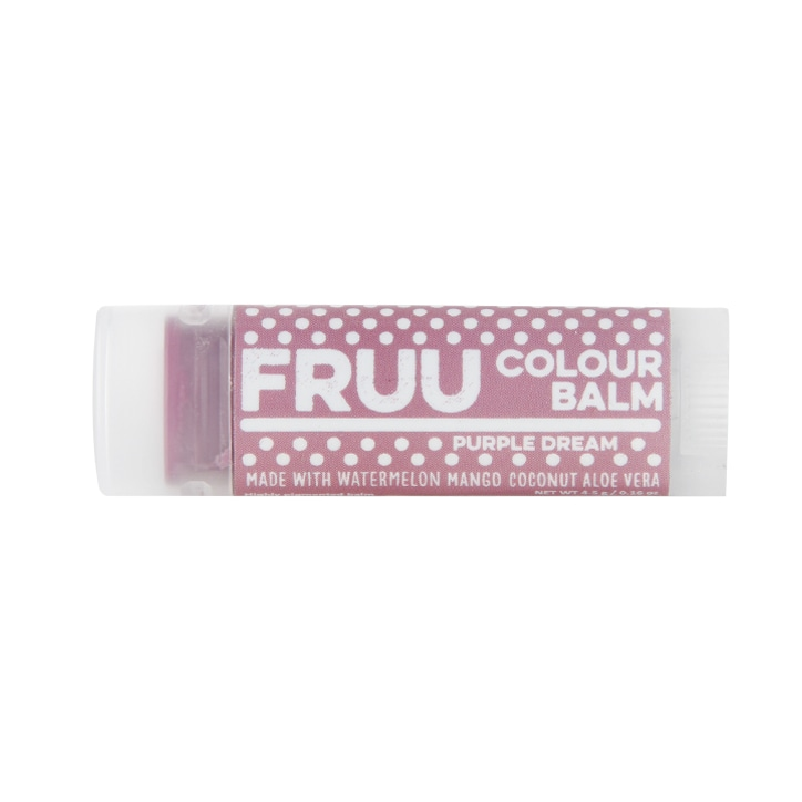 Fruu Purple Dream Colour Lip Balm 4.5g