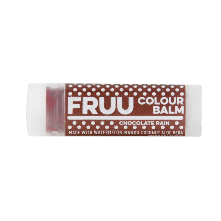 Fruu Chocolate Rain Colour Lip Balm 4.5g