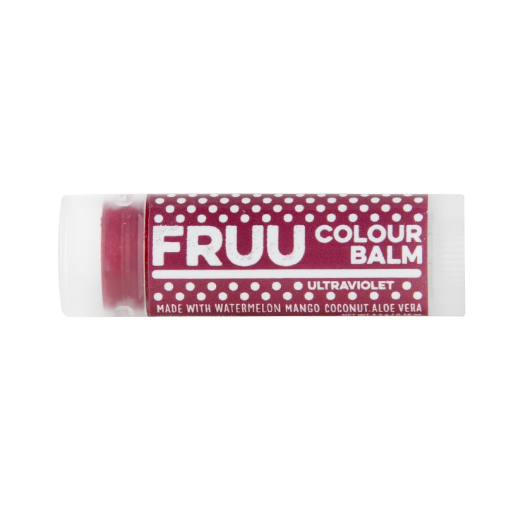 Fruu Ultraviolet Colour Lip Balm 4.5g