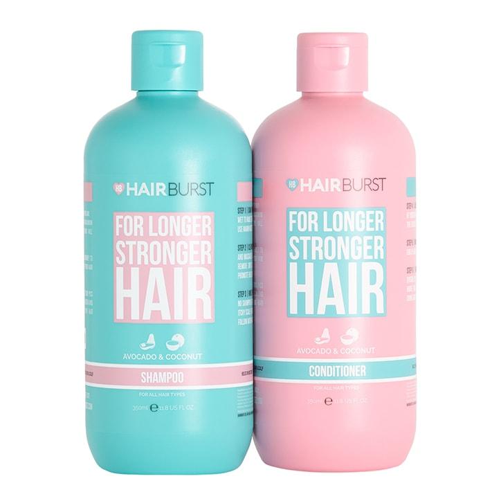 9df60f72b5882 Hairburst Shampoo x 350ml   Conditioner x 350ml Set €29.99