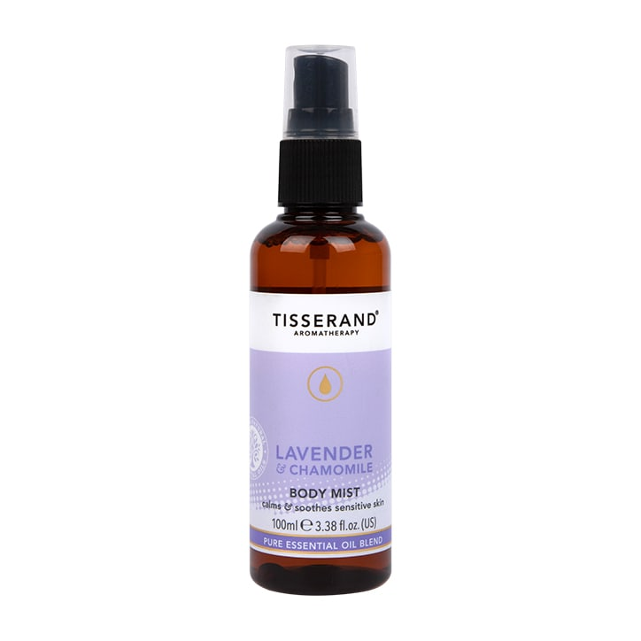 Tisserand Lavender & Chamomile Body Mist 100ml