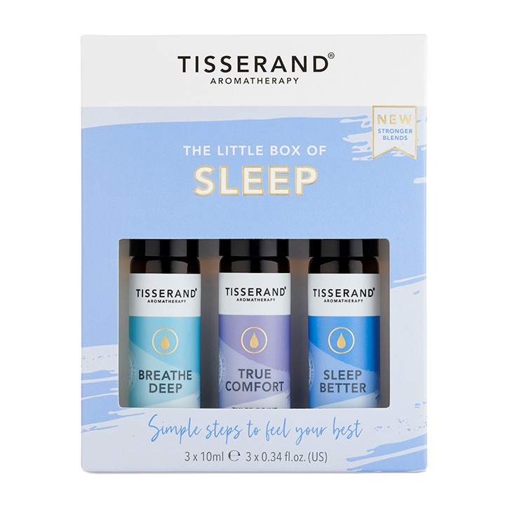 Tisserand Little Box of Sleep 3x 10ml