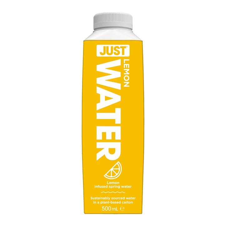 Just Water Lemon 500ml