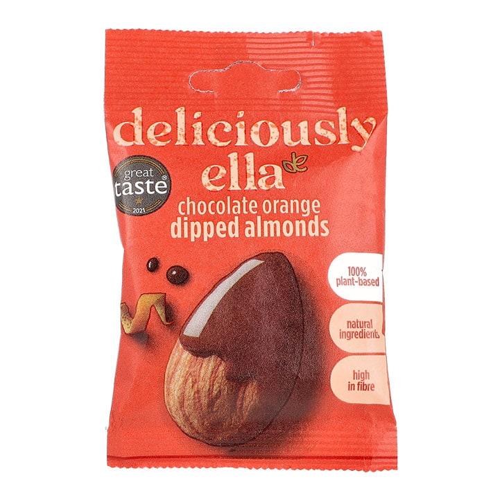 Deliciously Ella Chocolate Orange Dipped Almonds 30g