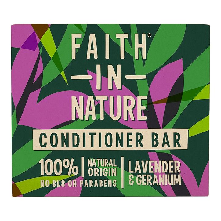 Faith in Nature Lavender & Geranium Conditioner Bar 85g