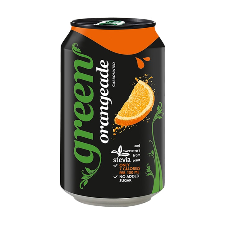 Green Orangeade 330ml