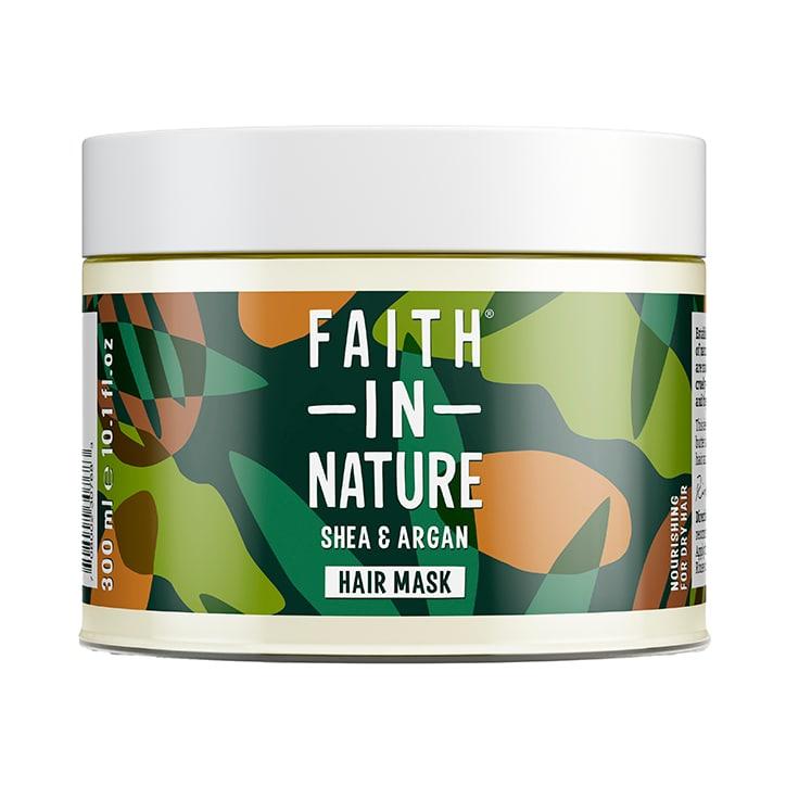 Faith in Nature Shea & Argan Hair Mask 300ml