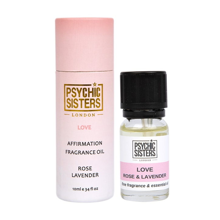 Psychic Sisters Love Fragrance Oil 10ml