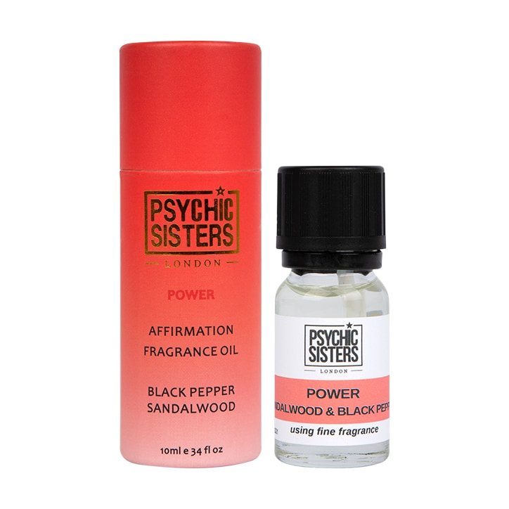 Psychic Sisters Power Fragrance Oil 10ml