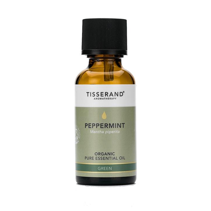 Tisserand Peppermint Organic Essential Oil 30ml