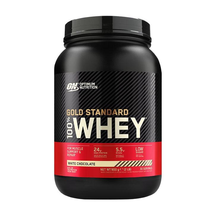 Optimum Nutrition Gold Standard 100% Whey White Chocolate 900g