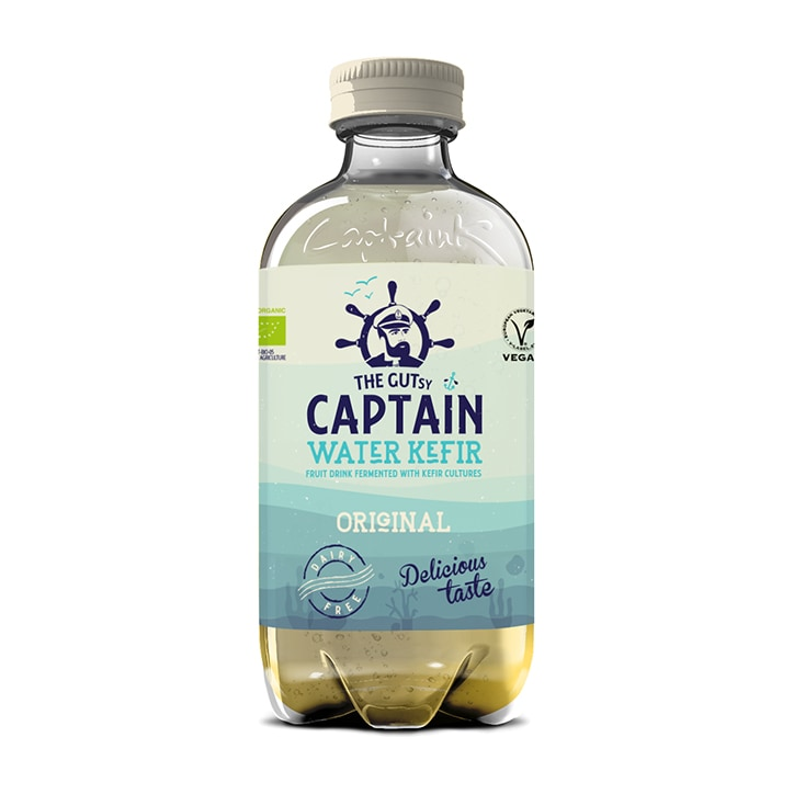 Gutsy Captain Water Kefir Original 400ml