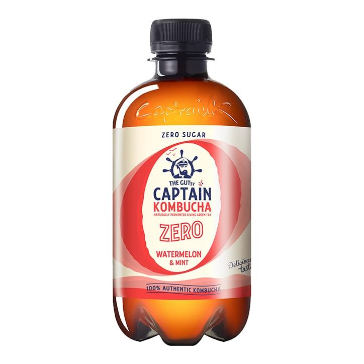 The GUTsy Captain Watermelon & Mint Zero Pomegranate 400ml