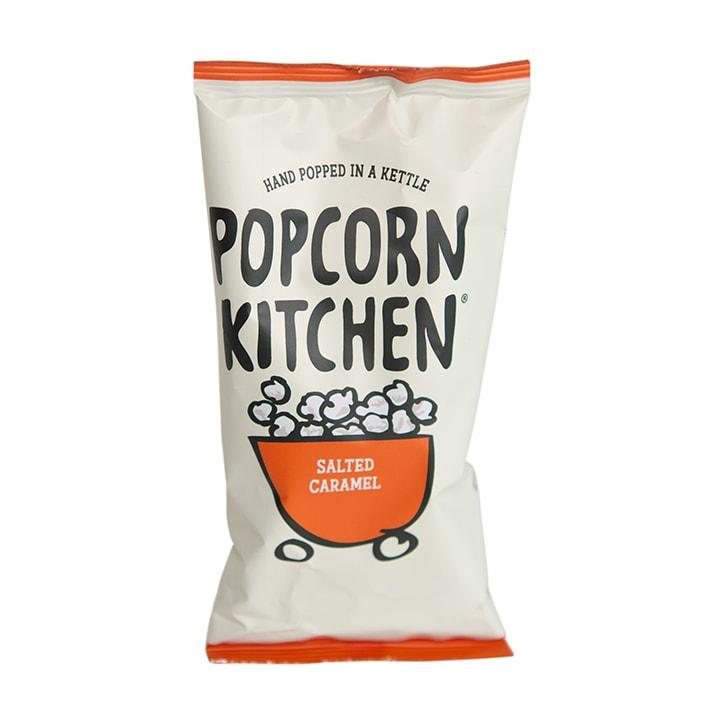 Popcorn Kitchen Salted Caramel Sharing Pack 100g
