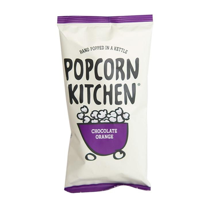 Popcorn Kitchen Chocolate Orange Popcorn Sharing Pack 100g