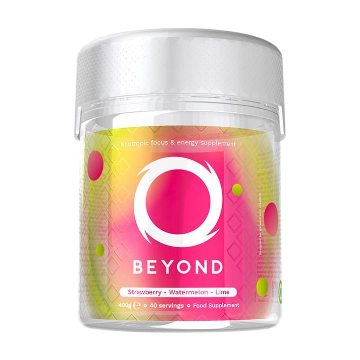 Beyond NRG - Energy & Focus- Strawberry Watermelon Lime 400g