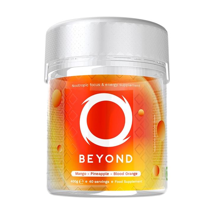 Beyond NRG - Energy & Focus- Mango Pineapple Blood Orange 400g