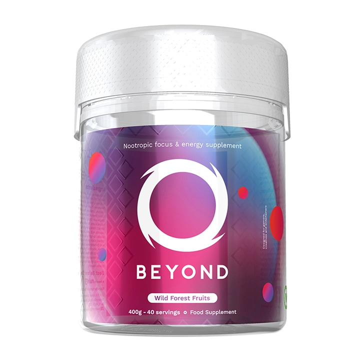 Beyond NRG - Energy & Focus Supplement Wild Forest Fruit 400g