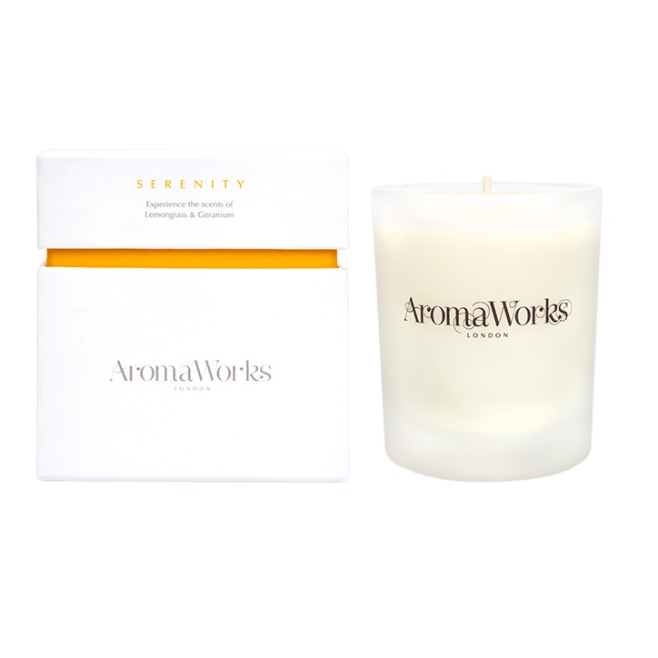 AromaWorks Serenity Candle 300ml
